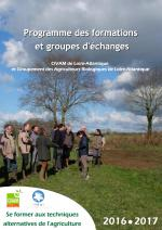 Catalogue de formations 2016-2017